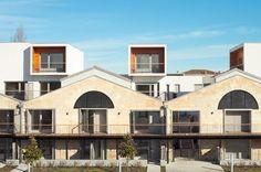 My Candid Architecture Dairy: Village Bacalan - François Leclercq