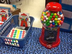 Addition and Subtraction facts the fun way! Bubble Gum Math keeps kids blowing through their math facts!