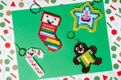 Melty beads, Perler