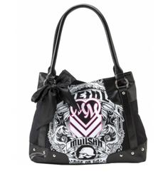 The official site of the Metal Mulisha FMX, Supercross, Motocross, Freestyle Motocross and MMA teams. Motocross Clothing, Juicy Couture Purse, Really Cute Outfits, Metal Mulisha, Gothic Fashion, Emo Fashion, Steampunk Fashion, Swag Outfits, Cute Bags
