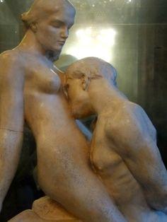 Musée Rodin, Paris - L'éternelle idole - Auguste Rodin 1891