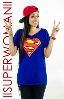 18 x 24 Signed IISuperwomanII Poster Poster - IISuperwomanII Posters - Online Store on District Lines