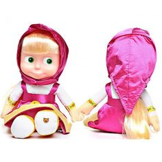 Talking and singing toy doll Masha and the Bear the by ToyRu