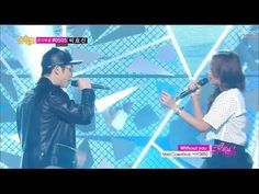 Mad Clown - Without You, 매드클라운 (Feat. 효린 of 씨스타) - 견딜만해, Show Music core [Comeback Stage 20140405]