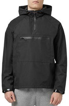 71ba6116126 Topman Technical Hooded Anorak Skinhead Fashion