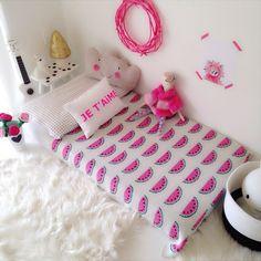 Watermelon Blanket - Spearmint LOVE