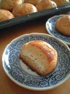 Cheese Bun w/ Morinaga Pancake Mix - Cookpad