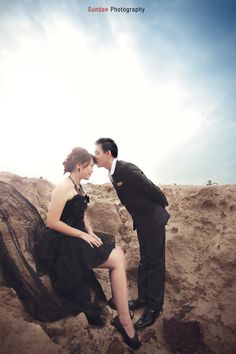 Yoyo & Angelina Pra Wedding