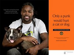 Baltimore Ravens receiver Torrey Smith and his pittie Prince.