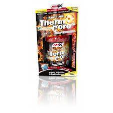 Thermocore quemador de grasas termogenico libre de efedrina. Indicado para entrenamientos muy intensos. #suplementodeportivo