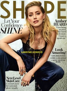 Amber Heard photo gallery - page Cool New Tech, Amber Head, Magazine Deals, Discount Magazines, Amber Heard Photos, Shape Magazine, Eva Longoria, Jennifer Aniston, Best Sellers