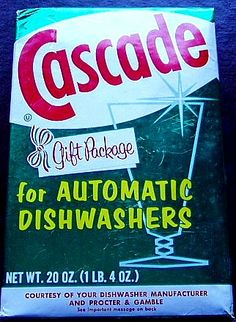 1960s CASCADE box *gift package*   Flickr - Photo Sharing!