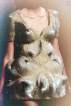 couture spring 2012, iris van herpen
