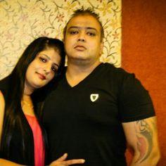 Happy wedding anniversary  to charming couple....