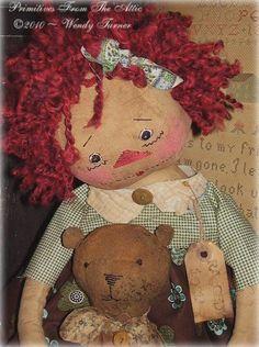 СП - Примитивная кукла: ***