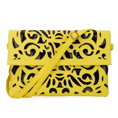 Women Fashion Carve Hollow Out Design Clutch Bag - Gchoic.com