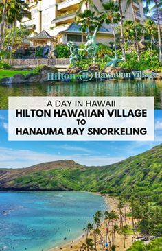 Hilton Hawaiian Village to Hanauma Bay: Snorkeling in Oahu, Hawaii
