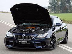 fullthrottleauto:    G-Power BMW M6 Gran Coupe (F06) 2013pr.
