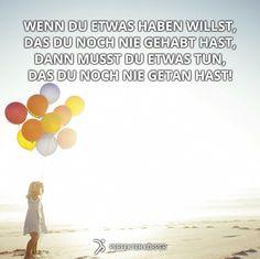 Fang an zu leben! Verwirkliche dich selbst, deine Wünsche und Träume, sonst wirst du es einmal bereuen!!! ✨