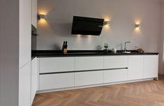 Kitchen Furniture, Cool Kitchens, Double Vanity, Future House, Kitchen Design, Ikea, Sweet Home, New Homes, Interior Design