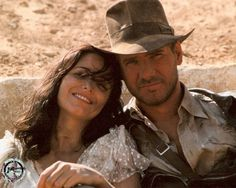 Indiana Jones and Marion. Would love to do some cosplay on them!!!More
