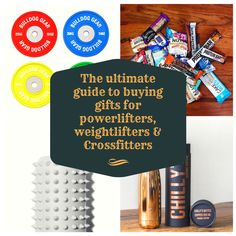 9c822d2959 The ultimate guide to buying Christmas gifts for powerlifters,  weightlifters and Crossfitters. The Ultimate