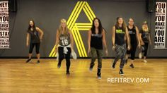 Who doesn't love a good cha cha every now and then? Check out these simple steps and get your cha cha on. REFIT is all about participation, not perfection. Zumba Workout Videos, Zumba Videos, Dance Videos, Dance Workouts, Youtube Workout, Exercise Videos, Ab Workouts, Dance Moves, Zumba Fitness