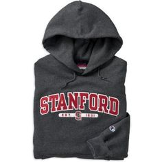 Champion® Stanford EST Hooded Sweatshirt