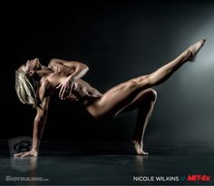 Bodies Of Work: Volume 1 - Nicole Wilkins 10 - Bodybuilding.com