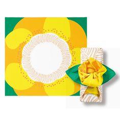 【想いも一緒に贈るふろしき】くりかえし花束(ふろしき)|100%オイルカットのスキンケア、化粧品、基礎化粧品ならオルビス|ORBIS 化粧品 通販