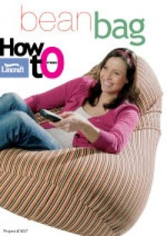 How To Make A Pyramid Beanbag Chair | Leftover Fabric, Beanbag Chair And  Fabric Scraps
