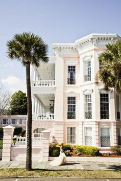 Palmer House Charleston, SC