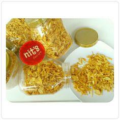 Jual Bawang Goreng crispy dengan rasa original dan rasa pedas ... Pasti akan membuat makan menjadi lebih berselera.
