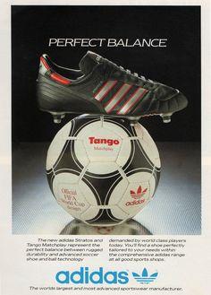 adidas Stratos SL and Tango Matchplay.