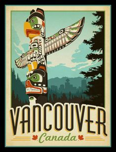 #Giveaway: Love #Vintage? Love #Vancouver? Connect with us on Instagram and Win this cool Vintage Fridge Magnet.