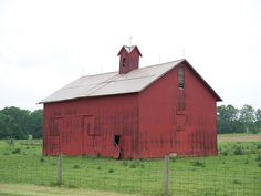 OH Fredericktown - Barn