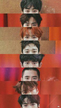 Exo is the Universe Exo Chanyeol, Kpop Exo, Kyungsoo, Chanbaek, Kaisoo, K Pop, Exo Album, Exo Official, Exo Lockscreen