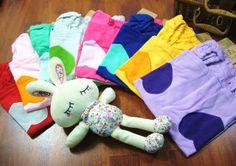 Summer New Arrival Colorful Lovely Children Two Hearts Shape Pocket Girl Dresses #Dressy
