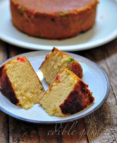 How to make cake in a pressure cooker. Cake recipe in pressure cooker needs no oven and no baking. Easily make cake on stove top in your cooker.