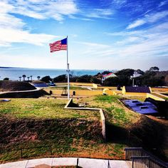Fort Moultrie in Sullivans Island, SC