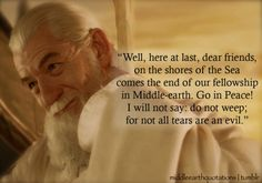 another great Gandalf quote