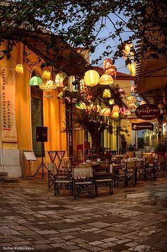 Kalamata, Greece.