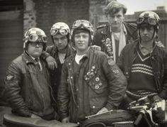 Vintage Cafe Racer Lads