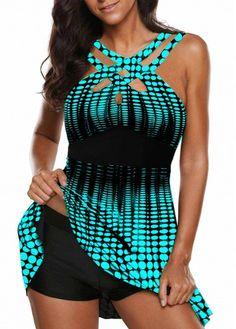2020 Plus Size Swimwear Swim Skirt Women multicolo Retro Print Swimsuit Dress Push Up Bathing Suit Big size Beachwear Tankini Women's Plus Size Swimwear, Tankini Swimsuits For Women, Swim Skirt, Swim Dress, Bikini Sets, Sexy Bikini, Bikini For Women, Bra Styles, Beachwear