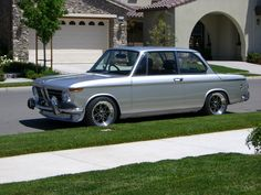 BMW, 2002, tii, M20, classic