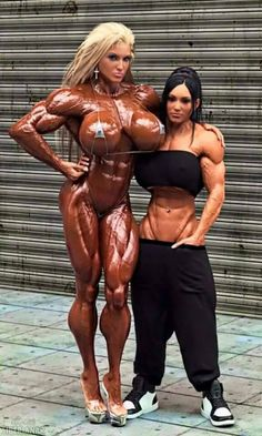 Muscle Girls Candid by Siberianar on DeviantArt Sport Fitness, Fitness Models, Fitness Humor, Female Fitness, Health Fitness, Muscular Women, Muscle Girls, Going To The Gym, Memes