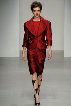 Fall 2014 RTW : Vivienne Westwood Red Label