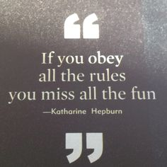 Katherine Hepburn.....