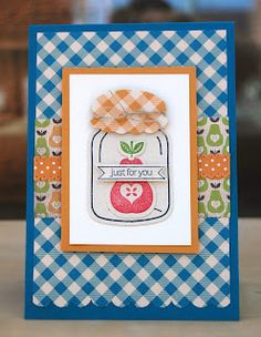 Julie's Japes - An Independent Stampin' Up! Demonstrator in the UK: More Jars for you!!!