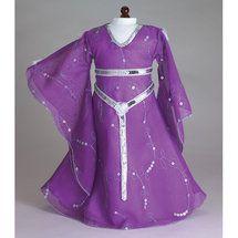 Carpatina American Girl Dolls Meadow Fairy Princess Medieval Dress